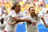 Vivo: Dinamarca y Australia empatan en Samara a un gol