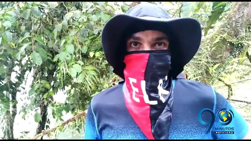ELN invita a la resistencia tras las elecciones presidenciales