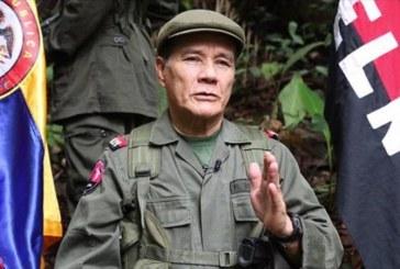 ELN suspende las actividades militares de cara a la segunda vuelta presidencial