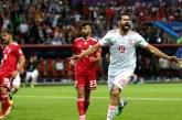 Vivo: Diego Costas tiene ganando a España ante Irán y pelea la bota de oro