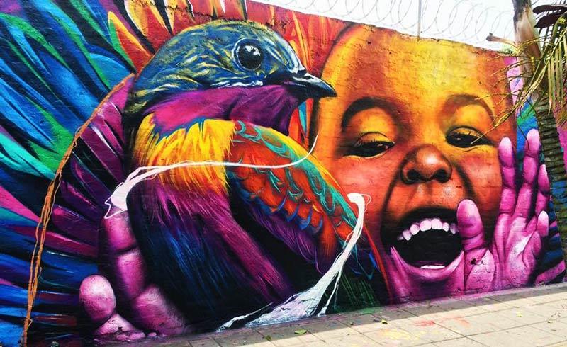 Festival 'Graficalia, hablame en colores' ya abrió inscripciones para artistas