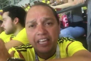 #Los120SegundosDelGato ¡Qué grande estuvo la Selección Colombia!