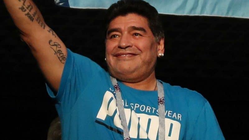 Germán Ochoa habla sobre el estado de salud de Diego Maradona