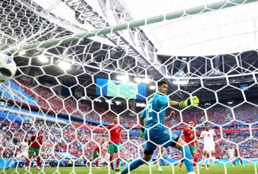 ¡Autogolazo! Dramática victoria de Irán sobre el final ante Marruecos