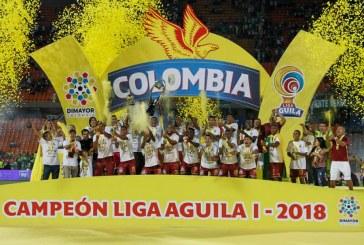 Hazaña del Pijao: Tolima logra el campeonato de la Liga Águila