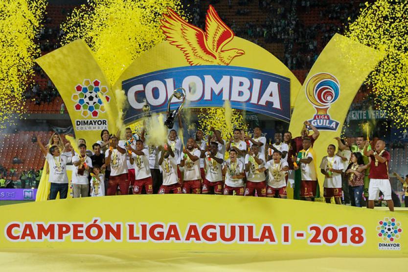 Hazaña del Pijao Tolima logra el campeonato de la Liga Águila