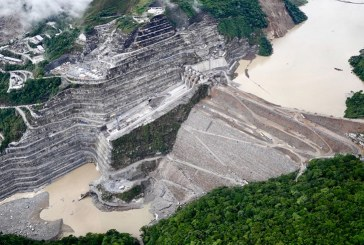 En Hidroituango se inició un montaje de la central de monitoreo de riesgos.