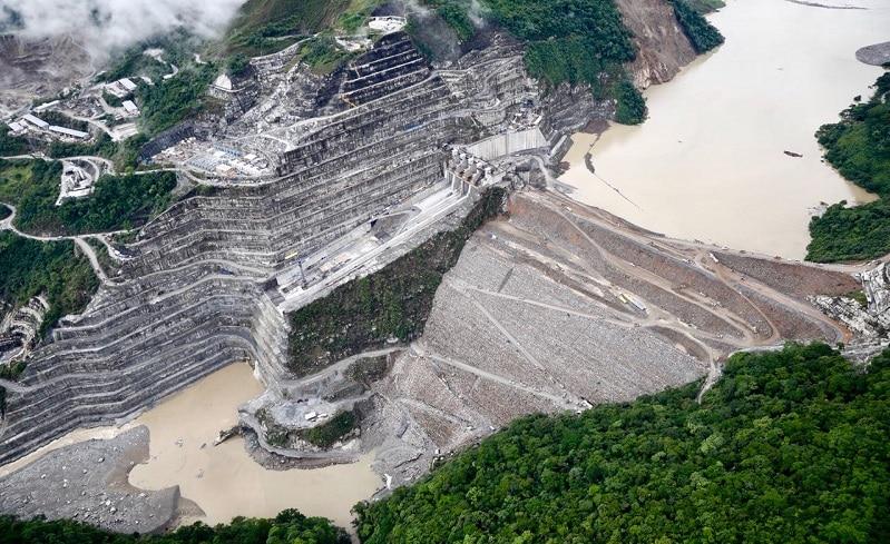 Riesgo en Hidroituango se mantiene alto: Juan Manuel Santos