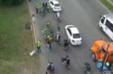 Policía capturó hombre que disparó al aire en cortejo fúnebre