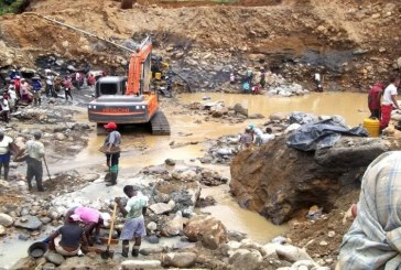 Investigan si empresas extranjeras están haciendo minería ilegal en el Valle