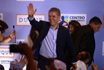 """""""No haremos trizas los acuerdos"""", Iván Duque, presidente electo de Colombia"""