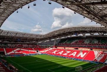 Kazán, hogar de la selección Colombia durante su estadía en el mundial