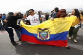 Llegaron a Ecuador los cuerpos de los periodistas del diario 'El Comercio'