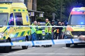 Un muerto y cuatro heridos deja un tiroteo en Malmö, Suecia