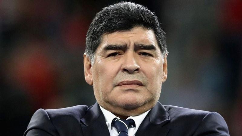 Este era el estado de salud de Diego Armando Maradona, antes de morir