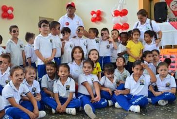 Psicomotricidad beneficia a más de 300 niños en el Valle