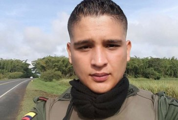 En medio de balacera muere Policia en Puerto Tejada, Cauca