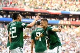 México puso el 'Cielito Lindo' en Rusia: 1-0 ante Alemania