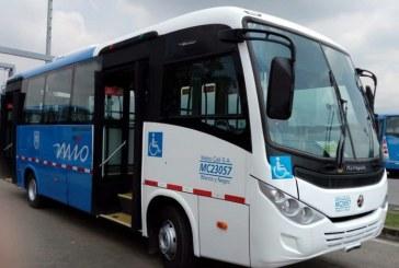 Nuevos buses reforzarán el servicio del Mío en los próximos meses