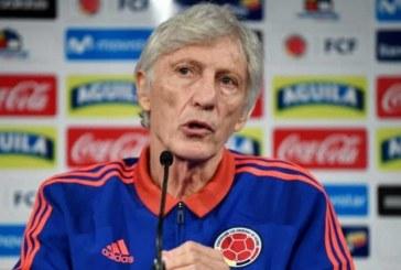 Tras ocho años al frente de la Selección, José Pékerman le dice adiós a Colombia