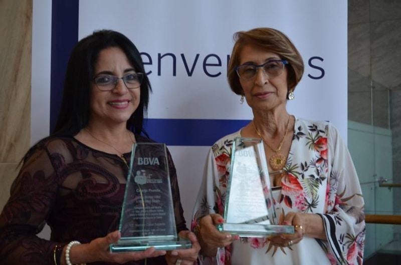 Premio Nacional Docente BBVA fue entregado a dos profesoras de Buga