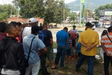 Denuncian presencia de campamentos venezolanos en la terminal de transportes