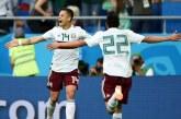 México ganó y se ilusiona con el quinto partido