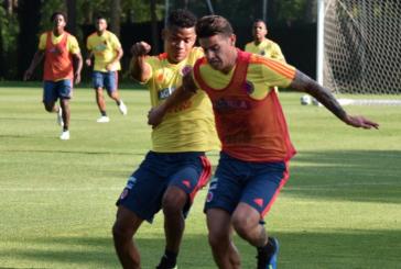 ¡Hay magia! James y Barrios entrenaron de nuevo con la Selección