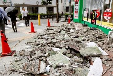 Osaka fue sacudida por un terremoto de 6.1 que dejó 3 muertos