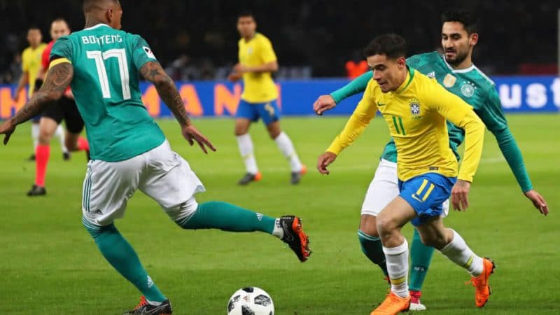 Selecciones candidatas a levantar la Copa del Mundo en Rusia 2018