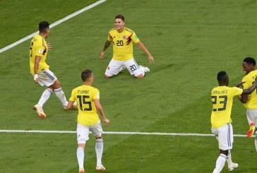Colombia eli'Mina' a Senegal y se instala en Octavos