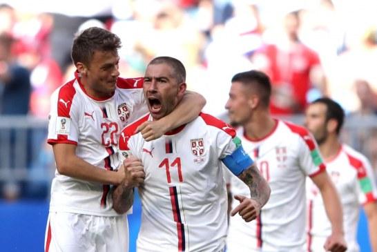 Serbia venció a Costa Rica en lo más discreto del Mundial