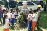 Campaña para sembrar árboles en Palmira es liderada por el Ejército