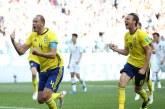 Con un solitario gol, Suecia venció a Corea del Sur en el debut