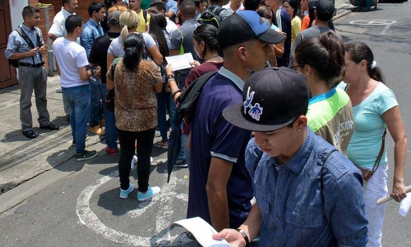 16.752 venezolanos registraron el censo en el Valle del Cauca