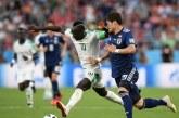 Senegal y Japón jugaron para Colombia y empataron a 2 goles