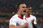 Suiza le dio vuelta y sorprendió a Serbia sobre el final