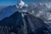 Monitoreo para otro volcán de Guatemala que entró en actividad