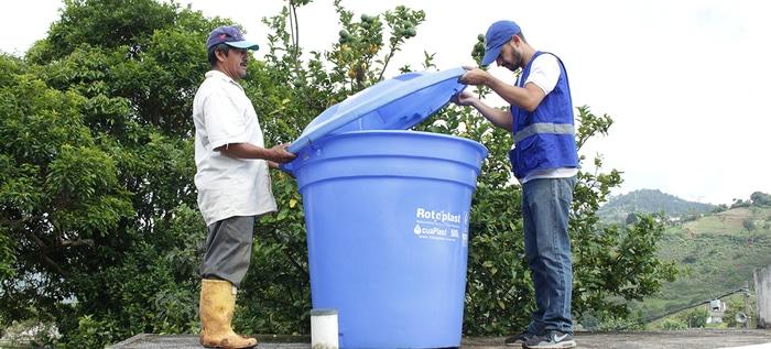Zona rural de Cali recibe mejoramiento en la calidad del agua
