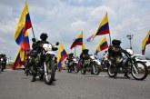 Cali rindió homenaje a la Independencia de Colombia con un desfile militar, este viernes