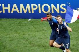 En un intenso partido, Francia se corona como nueva campeona del mundo