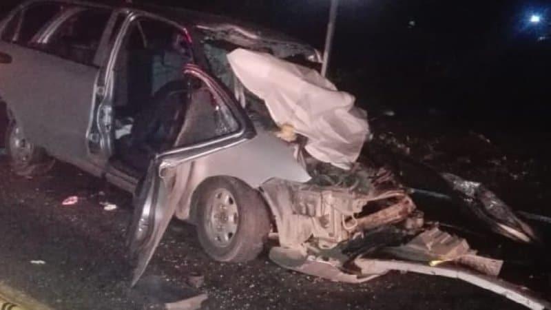 Accidente de tránsito deja dos muertos y tres heridos en vía Buga-Buenaventura