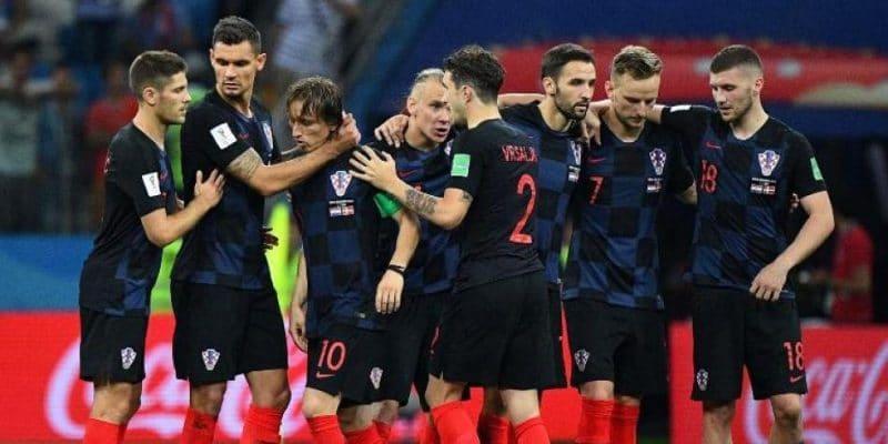 Croacia venció a Inglaterra y se aseguró como segundo finalista en Rusia 2018