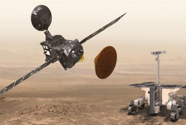 Anuncian concurso para ponerle nombre al rover marciano de misión ExoMars