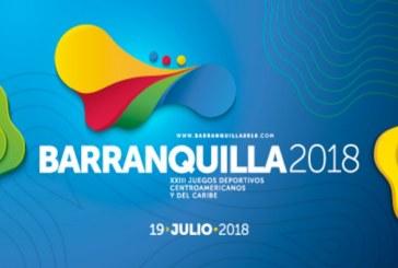 Barranquilla inaugura los XXIII Juegos Deportivos Centroamericanos y del Caribe