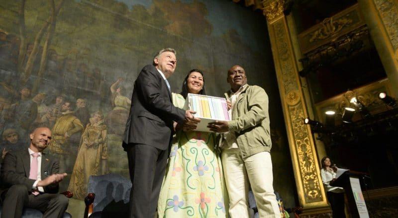 Biblioteca del Proceso de Paz, ofrenda para la construcción de la paz en Colombia
