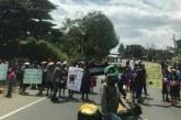 Por conflicto de tierras, comunidad indígena Misak bloqueó la Panamericana