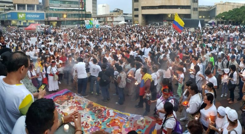 Funcionario de la ONU habló sobre los asesinatos de líderes sociales en Colombia