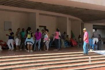 Con protesta en el CAM, familias de Brisas del Cauca piden reconocimiento municipal