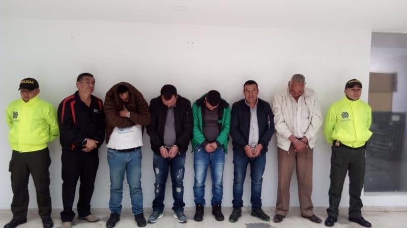 Cae en el suroccidente colombiano red que traficaba heroína hacia EEUU